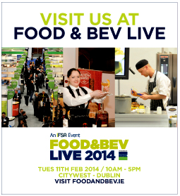 Food and Bev Loive 2014