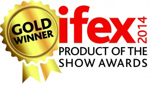 IFEX Gold Award Winner