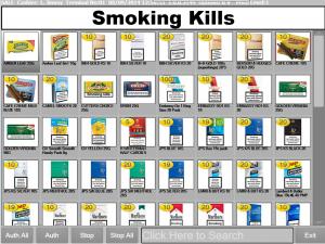 EPoS Cigarette Panel