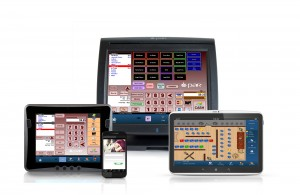 Handheld ordering tablet systems