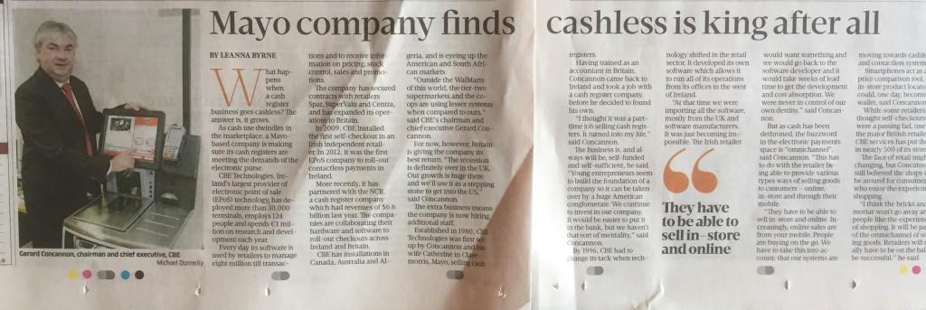 Sunday Business Post 22-11-15