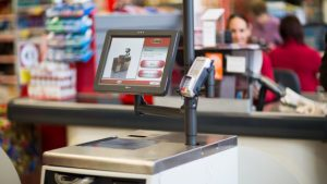 Self-service checkouts, once exclusive to big supermarkets, are becoming more common in smaller retailers