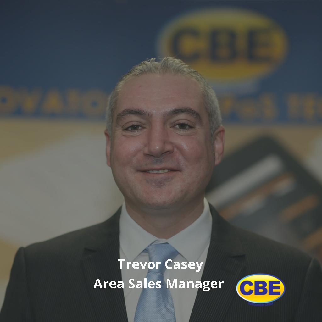Trevor Casey CBE