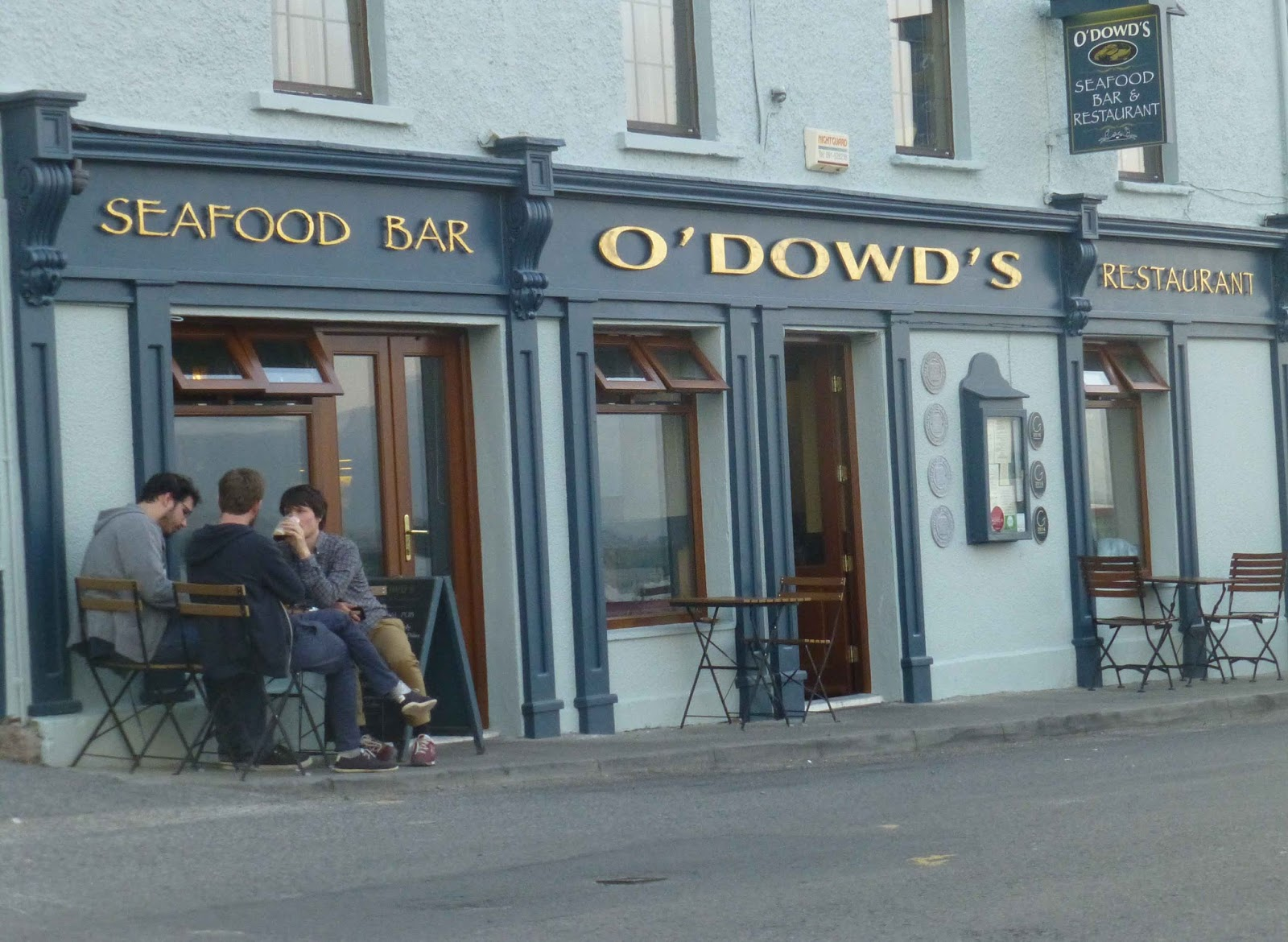 O'Dowds Cafe, Roundstone chooses the CBE EPoS solution