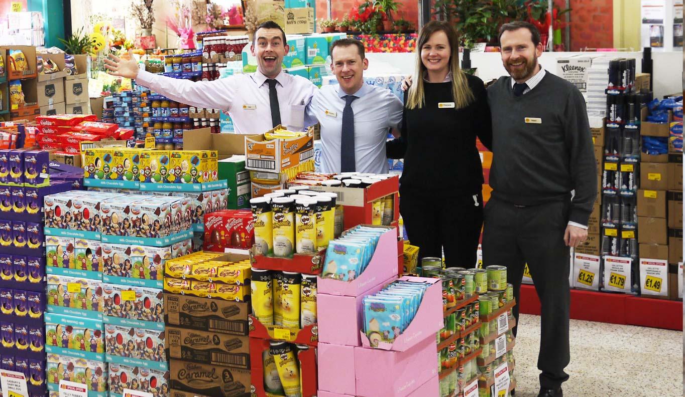 JC's Supermarket installs Self Checkout from CBE