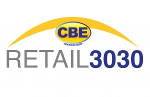 CBE Retail 3030 logo