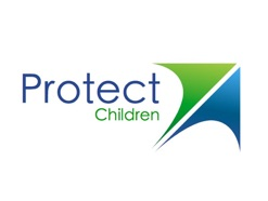 Protect children logo
