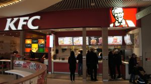 KFC, Fields Shopping Centre, Copenhagen