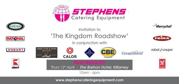 CBE to exhibit at 'The Kingdom Roadshow'
