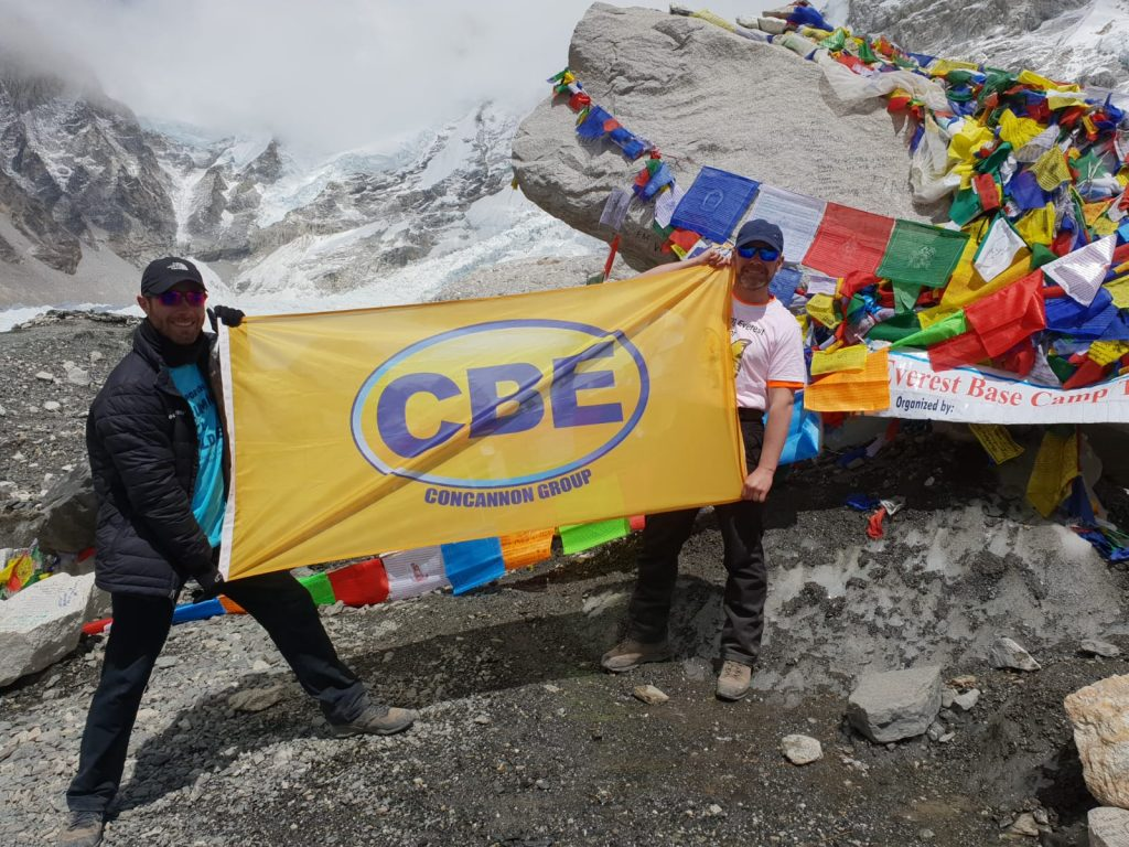 MJ Cleary Everest Base Camp