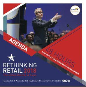 CBE exhibiting at REI Retail Retreat 2018