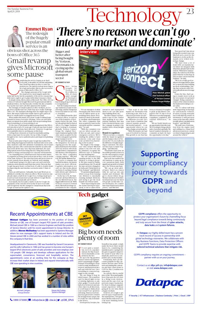 Sunday Business Post 29-04-18