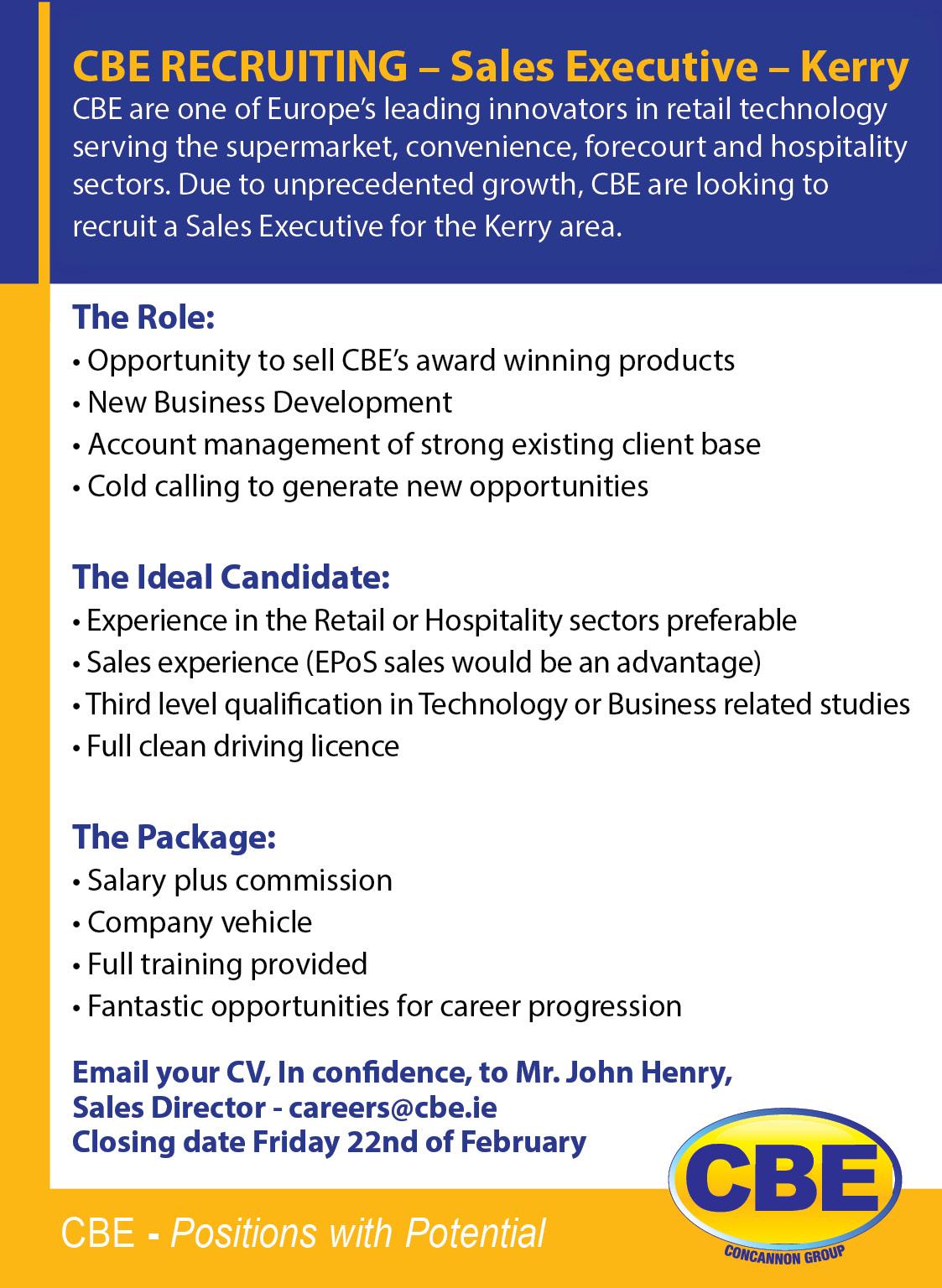 Michelle Kilcar specialist recruitment consultant in Ireland