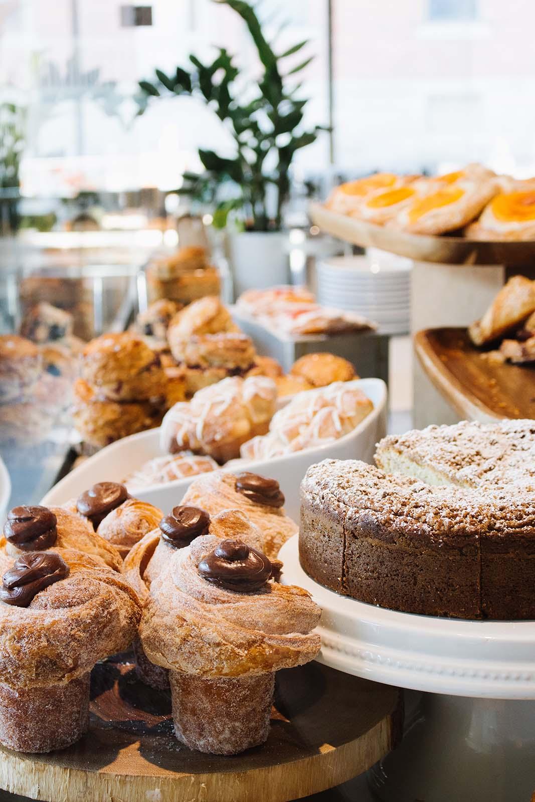 Bakery/Coffee Shops