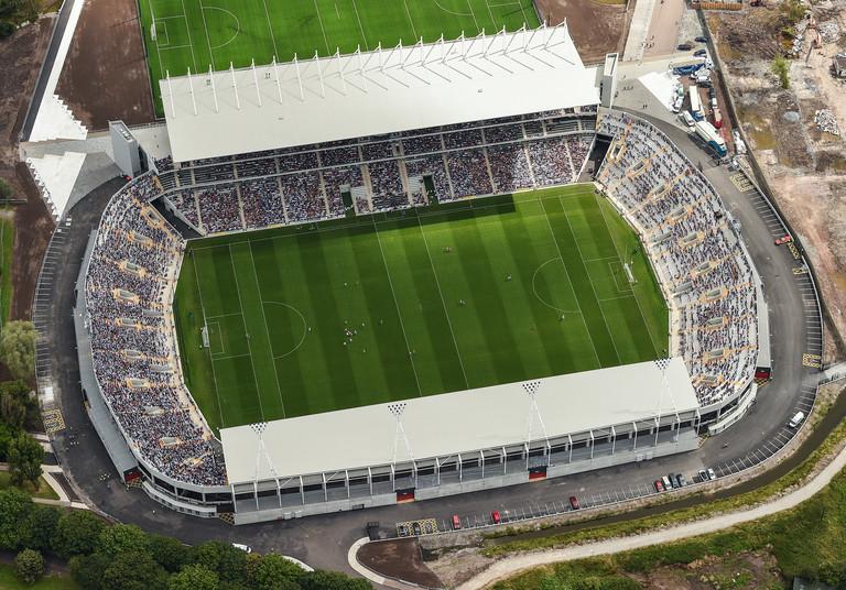 Stadium Events Management