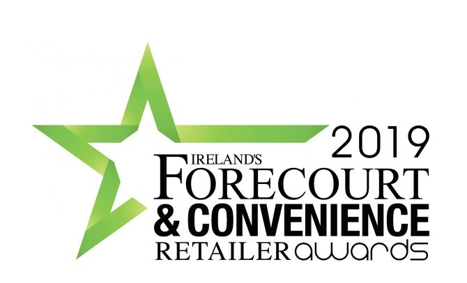 CBE sponsoring the 'Lifetime Achievement Award' at Ireland's Forecourt & Convenience Retailer Awards