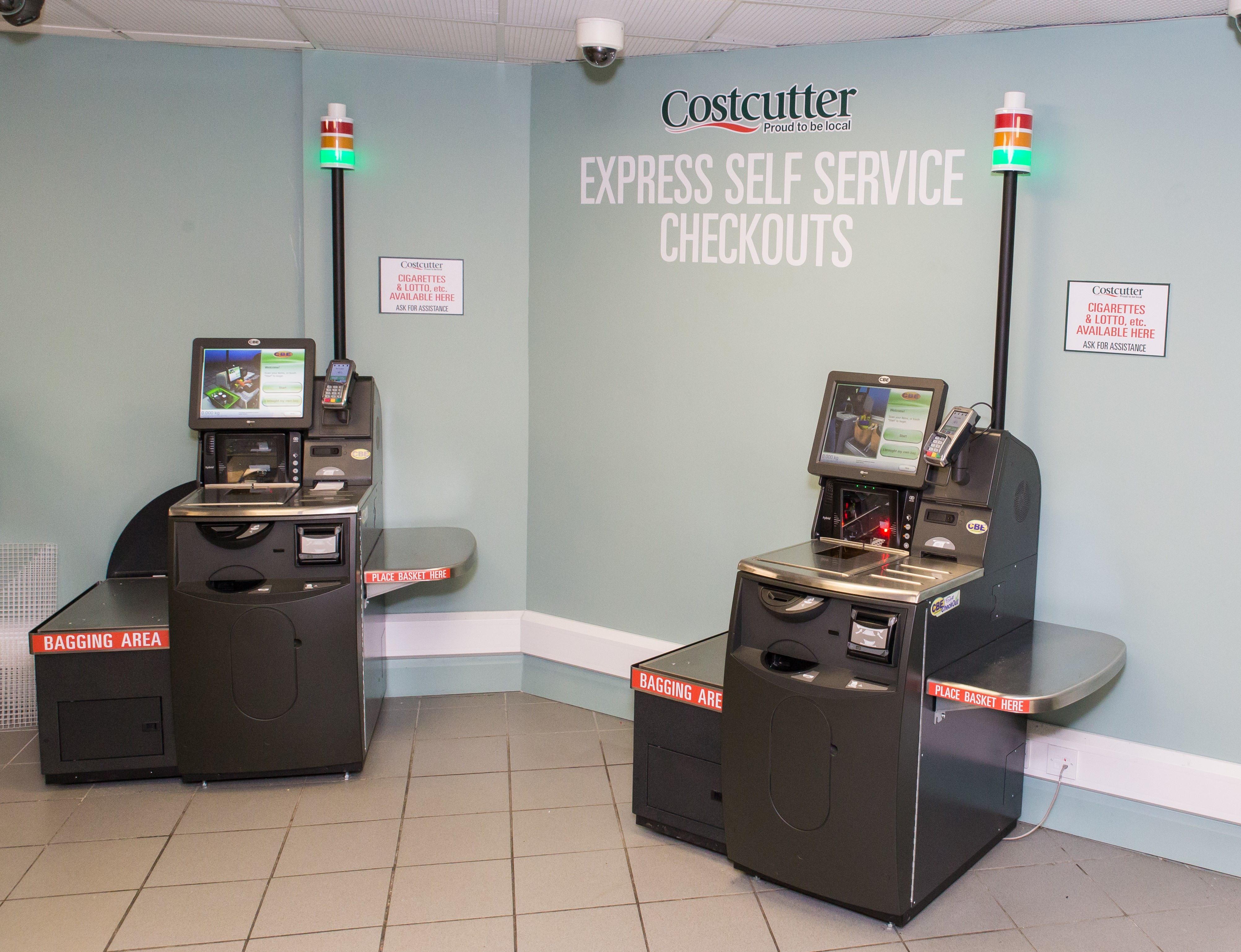 Michael Doherty of Costcutter Carndonagh on Self-Checkouts during Covid-19