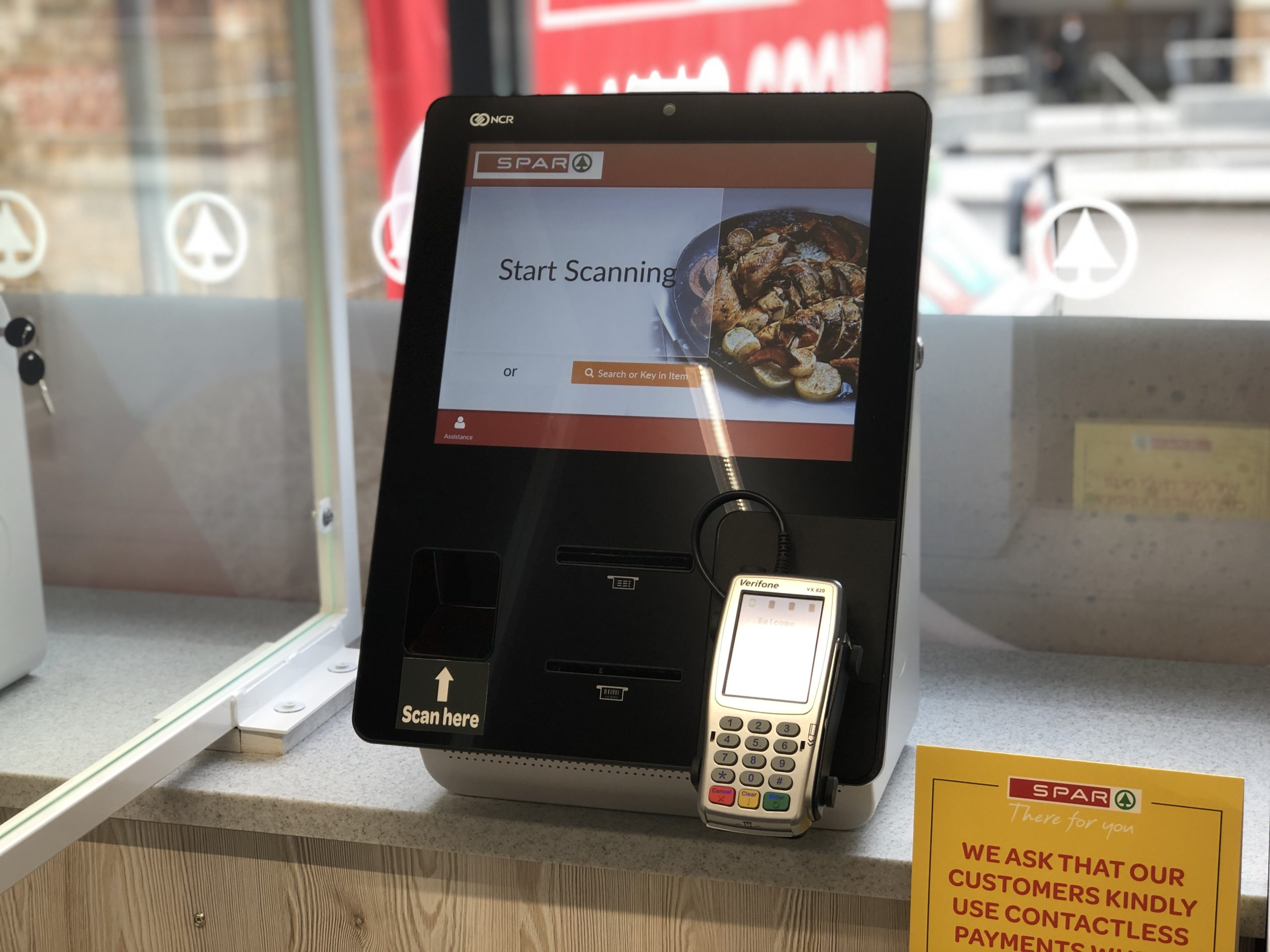 NCR named Global Leader in Self-Checkout for the 18th Consecutive Year